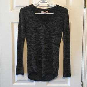 ➕ 3 for $10 Philosophy Long Sleeve Jersey Knit Top